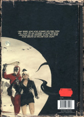 Verso de Mutafukaz -0- It came from the moon !