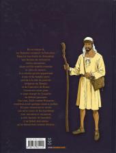 Verso de Shimon de Samarie / Le Samaritain -3- Bethsabée de Jérusalem