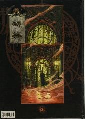 Verso de Requiem Chevalier Vampire -8- La reine des âmes mortes
