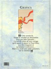 Verso de Neige -6- Le Pisse-Dieu