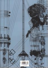 Verso de Gunnm (réédition luxe) -2- Tome 2