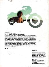 Verso de Nanouche -2- Corrida pour une nuit blanche