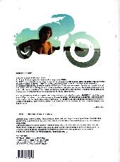Verso de Nanouche -4- Le secret du fou à la frégate