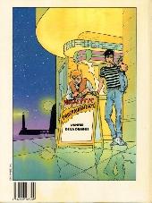 Verso de Fred et Bob (Les aventures de) -1- Galères Balnéaires