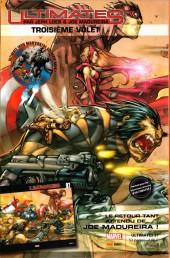 Verso de Marvel Heroes Hors Série (Marvel France - 2008) -4- Les Jeunes Vengeurs