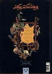 Verso de Les lutins -3- Puckwoodgenies - Première partie