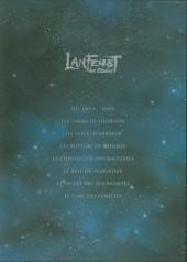 Verso de Lanfeust des Étoiles -INT- Intégrale