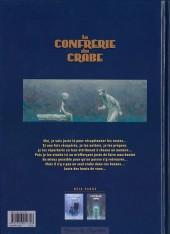 Verso de La confrérie du crabe -2- Deuxième partie