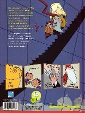Verso de Le petit monde de Père Noël -2- Une nuit au grand magasin