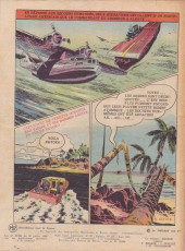 Verso de Garry -135- Alerte en mer