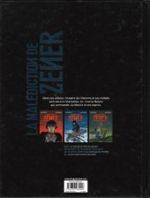 Verso de La malédiction de Zener -3- Tokamak