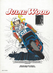 Verso de Julie Wood -7- Ouragan sur Daytona