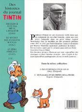 Verso de Prudence Petitpas -Int- Les enquêtes de Prudence Petitpas