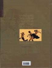 Verso de Jazz Maynard -3- Envers et contre tout