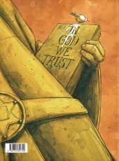 Verso de James Dieu -3- Livre troisième