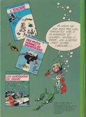 Verso de Les petits hommes -4- Le lac de l'Auto