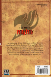 Verso de Fairy Tail -4- Tome 4