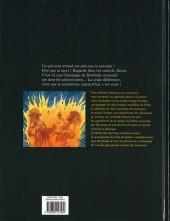 Verso de Le diable des sept mers -2- Seconde partie