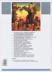 Verso de Tout Mitacq -9- Stany Derval à la recherche de l'insolite