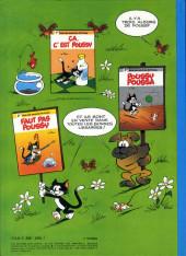 Verso de Poussy -1- Ça, c'est Poussy