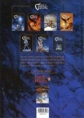 Verso de L'Épée de Cristal -1c00- Le parfum des grinches