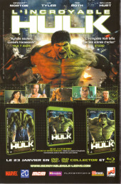 Verso de X-Men (Marvel France 1re série - 1997) -145- Les nouveaux mutants