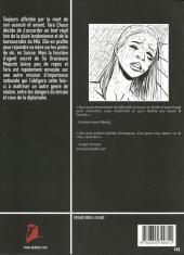 Verso de Queen & Country -6- Opération: Saddlebag