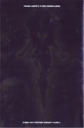 Verso de X-Men (Marvel France 1re série - 1997) -145TL- Les nouveaux mutants