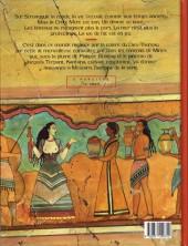 Verso de Messara -1- L'égyptienne
