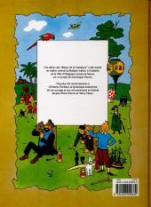 Verso de Tintin (en langues régionales) -21Wallon Ott- Lès pindants dèl Castafiore