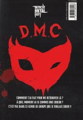 Verso de Detroit Metal City -1- Volume 1