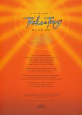 Verso de Trolls de Troy -11TL- Trollympiades