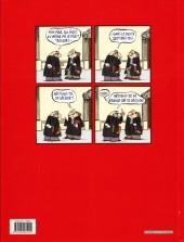 Verso de Casiers judiciaires -2- Casiers judiciaires 2