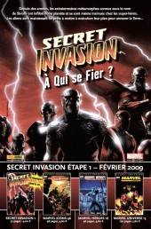 Verso de Marvel Universe (Panini - 2007) -13- Captain Marvel