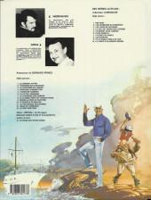 Verso de Bernard Prince -4b1983- Aventure à Manhattan