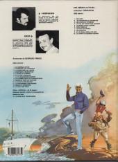 Verso de Bernard Prince -6b1984- La loi de l'ouragan