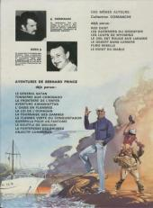 Verso de Bernard Prince -13- Le port des fous