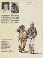 Verso de Bernard Prince -14- Le piège aux 100.000 dards