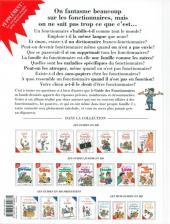 Verso de Le guide -34- Le guide des fonctionnaires