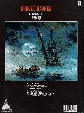 Verso de Bruce J. Hawker -7- Le royaume des enfers
