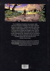 Verso de Les contes d'outre-tombe