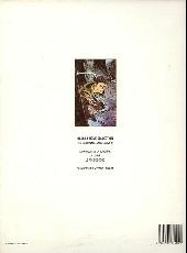 Verso de La marque de la sorcière -3- Le roi des coqs
