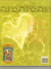 Verso de Tropique des étoiles -2- La phase végétale