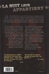 Verso de Preacher (Panini Comics) -5- Les enfants du sang