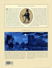 Verso de Le père Goriot -1- Volume 1