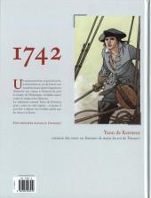 Verso de L'Épervier (Pellerin) -7- La Mission