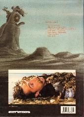 Verso de Pacush Blues -6- Sixte mineure : Le mal de mer
