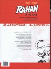 Verso de Rahan (Intégrale - Soleil) (N&B) -1- Tome 1