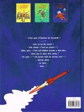 Verso de Les années Spoutnik -3- Bip bip !
