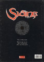 Verso de Sláine -3- Le Roi des Celtes